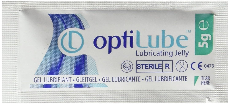 Optilube OP1120 - Bolsas de 5 g (150 unidades) Optimum Medical Solutions