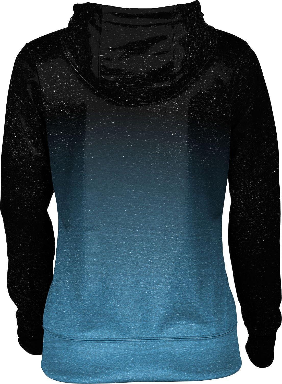 School Spirit Sweatshirt ProSphere College of Staten Island Girls Zipper Hoodie Ombre