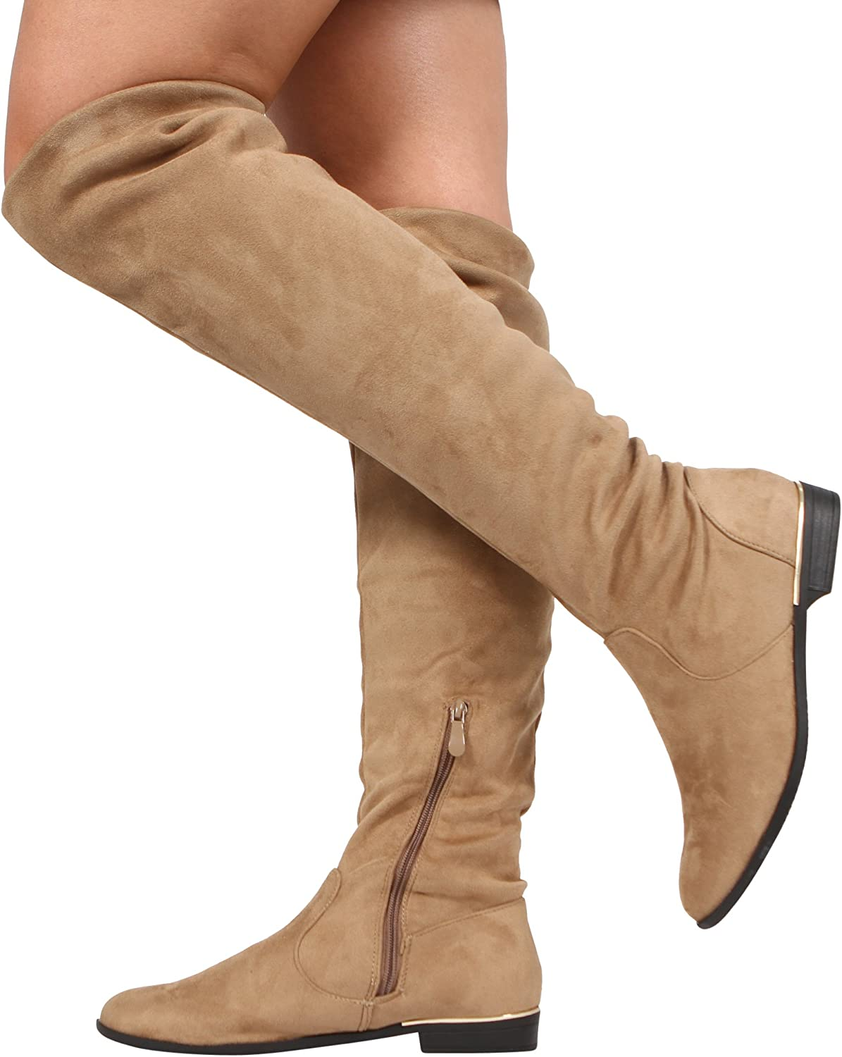 all types of womens knee boots