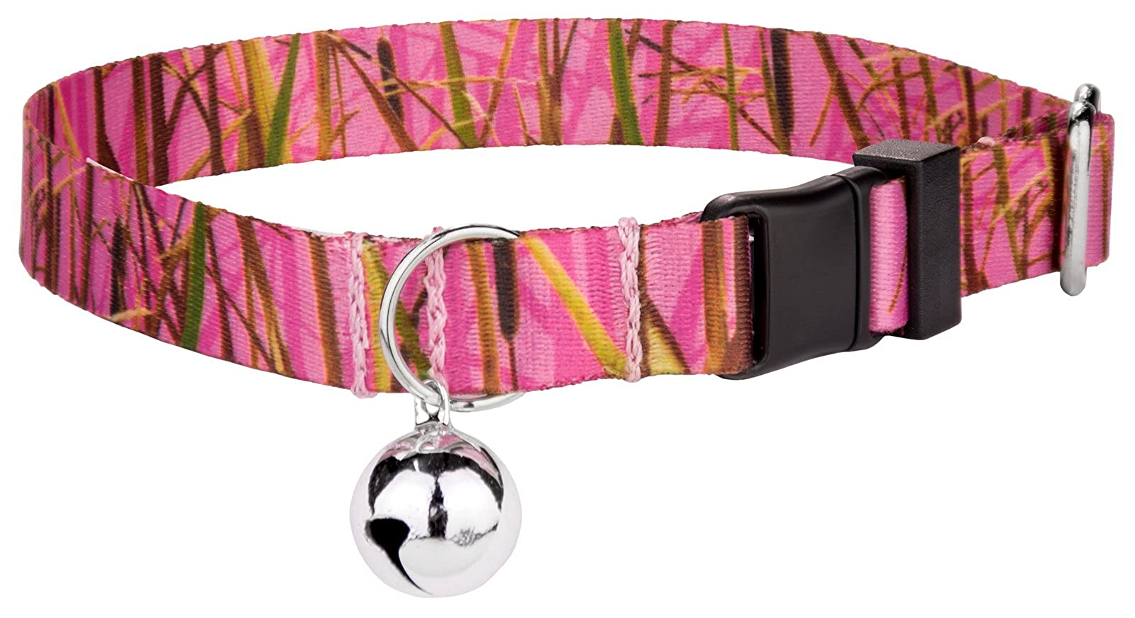 Country Brook Petz   Pink Waterfowl Camo Featherweight - 1