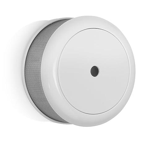 Smartwares RM620 - Detector de Humo, Mini. batería de 10 años, botón de Prueba, 3 Unidades: Amazon.es: Bricolaje y herramientas