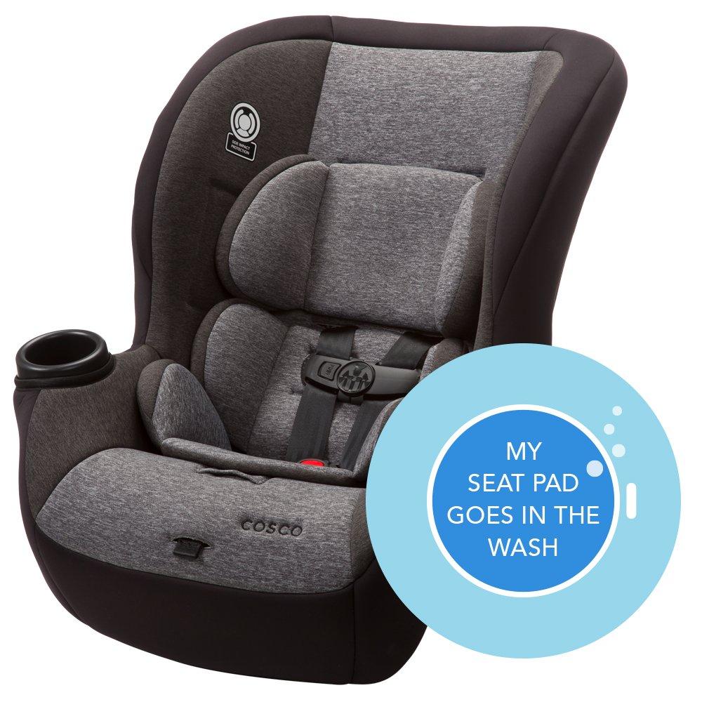 Amazon Cosco Comfy Convertible Car Seat Heather Granite Baby