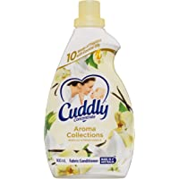 Cuddly Aroma Collections Concentrate Fabric Softener Conditioner White Lily and French Vanilla Made in Australia, 900mL…