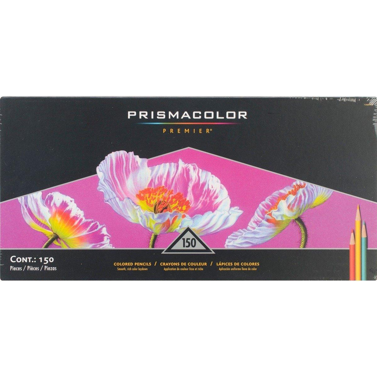 150-Piece Classic Style Premier Colored Pencil Set, Multi-Color