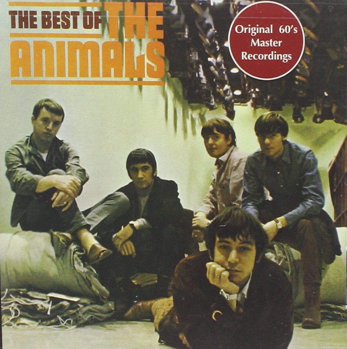 Best of The Animals by Animals