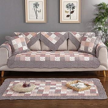 Amazon Com Zxnm Cotton Non Slip Sofa Towel Cloth Cotton Simple Sofa