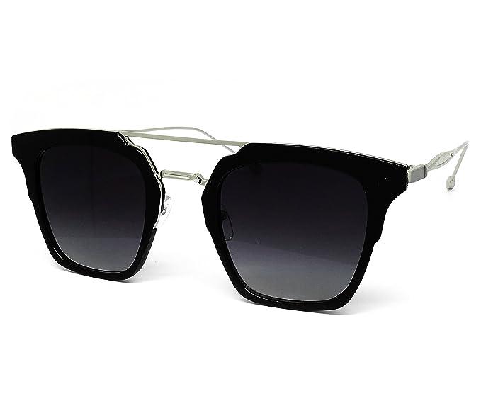 Amazon.com: O2 Eyewear 7122 Premium Retro Tint Funky Fashion ...