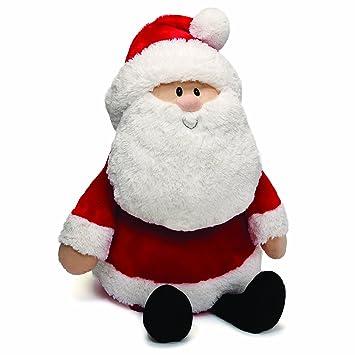 e28ccdeab0340 GUND Christmas Jumbo Santa Claus Plush  Amazon.co.uk  Toys   Games