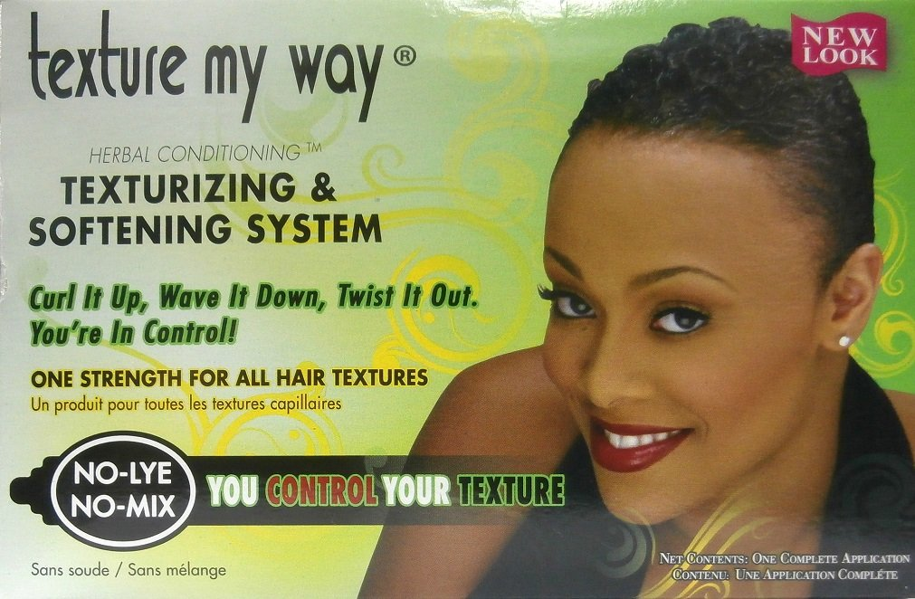 Africa's Best Texture Izing Softening System One Strength One Complete Application Texture MY Way