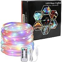 Afufu LED Luz Guirnalda Exterior USB 20M