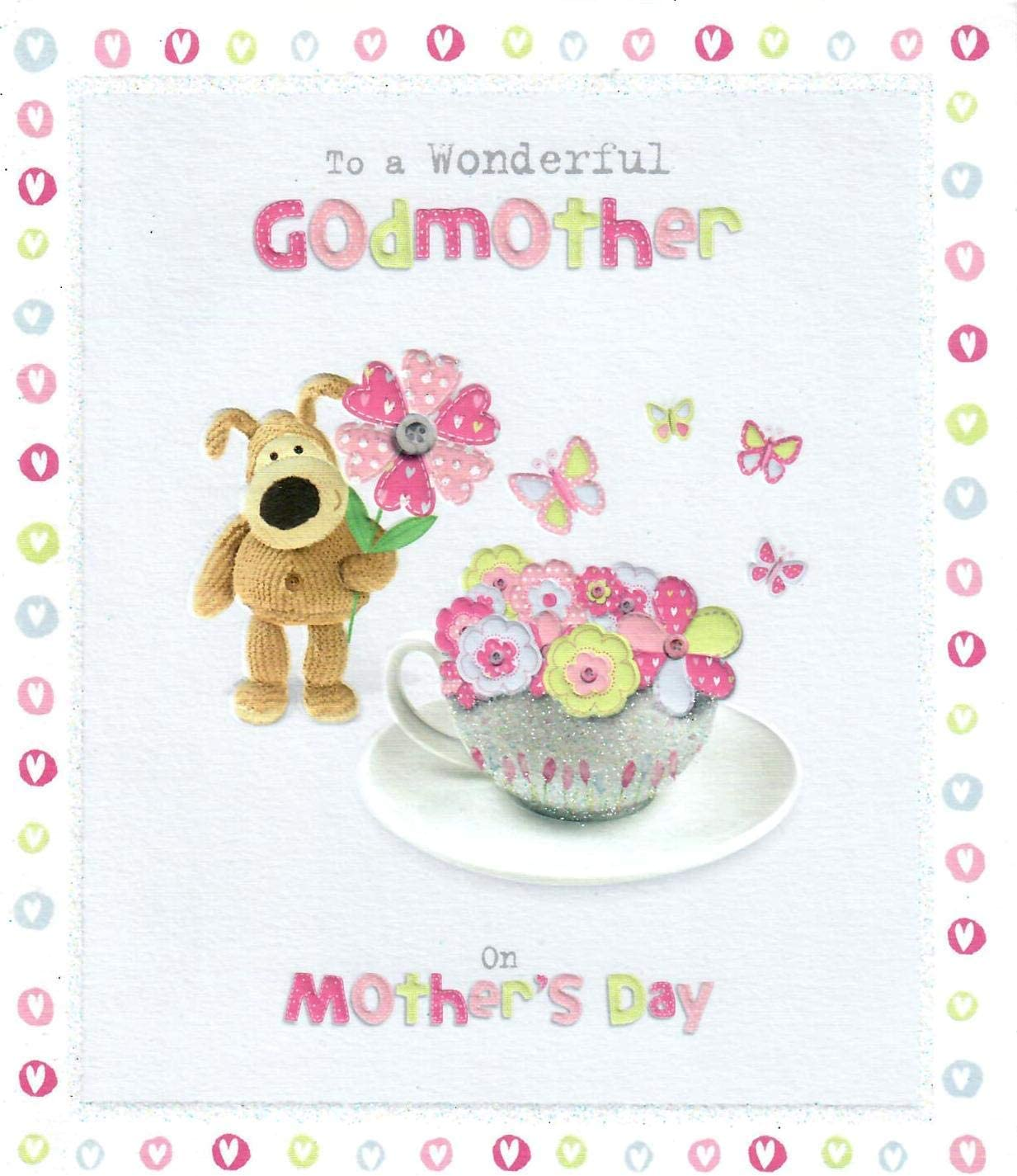 Cute Boofle Mothers Day Christmas Birthday All Occasion Gift Bag New Large
