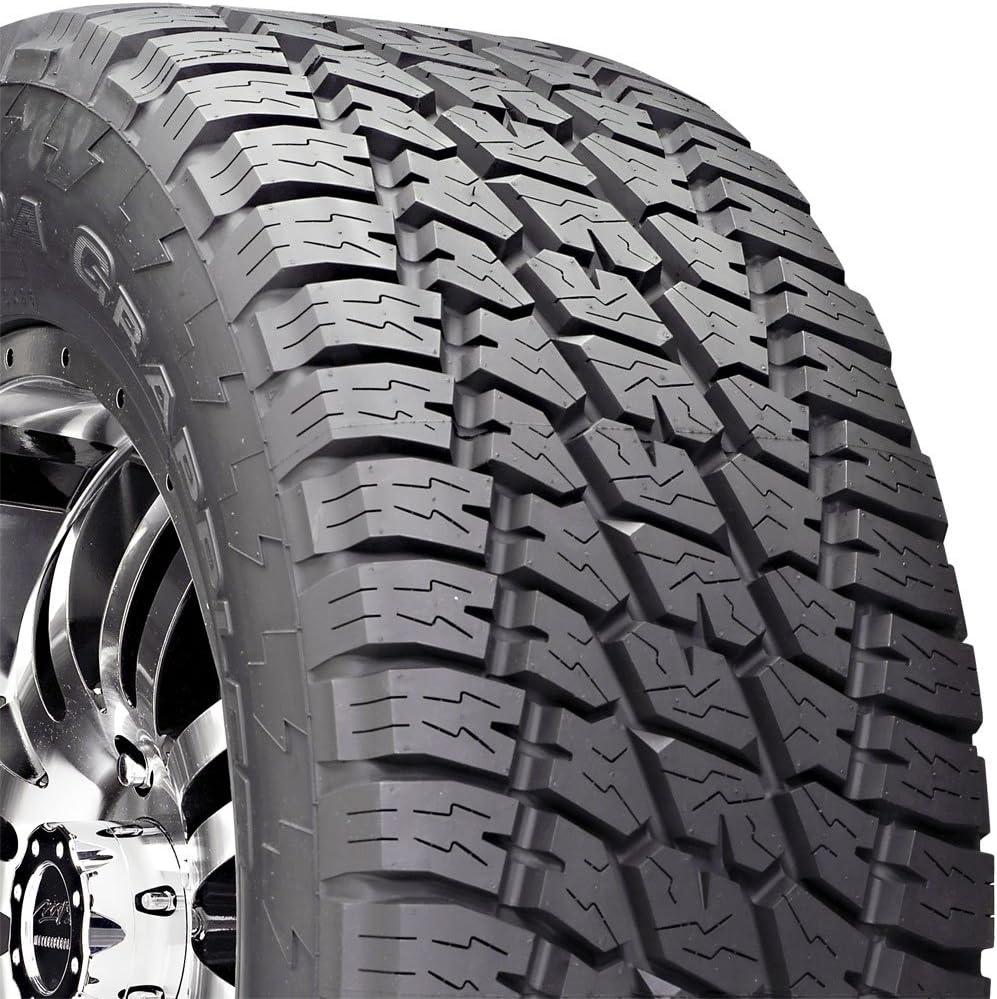 Nitto Terra Grappler All-Terrain Tire 265//70R16 112S