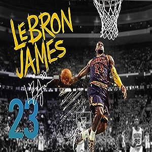 777 Tri-Seven Entertainment Lebron James Poster Cleveland Cavaliers 23 Photo Art Print, (24x18)