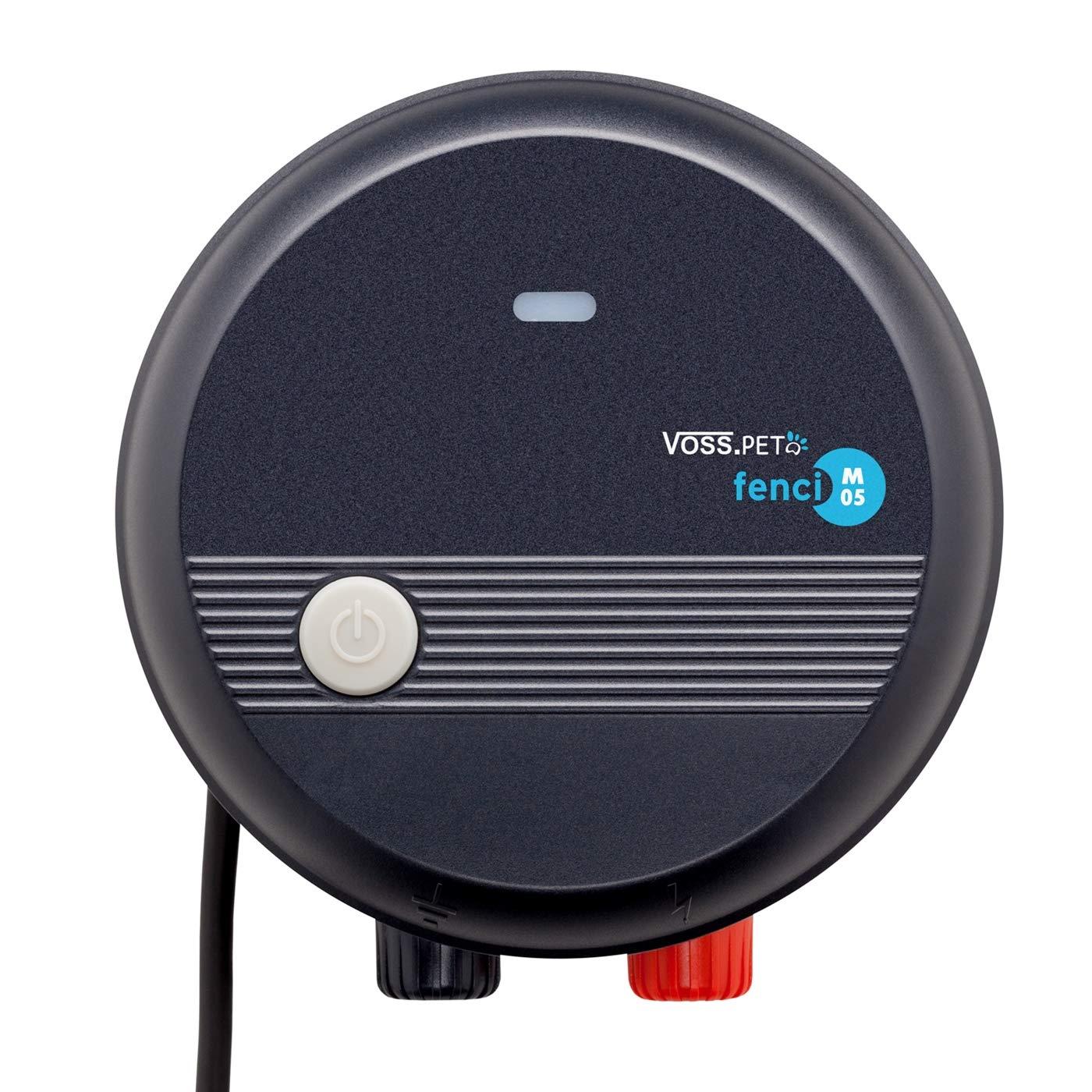 PET Pastor eléctrico fenci M05, Electrificador de cercados 230V, para Perros, Gatos y Uso en el jardín: Amazon.es: Jardín