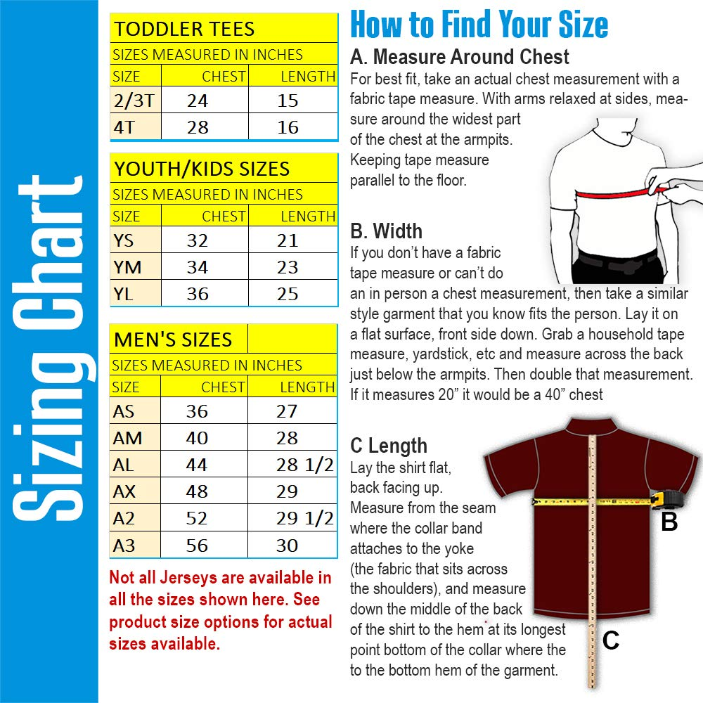 11a622dfb5d Amazon.com: Custom Football Jersey for Youth and Adult You Design Online  with Your Names and Numbers: Clothing
