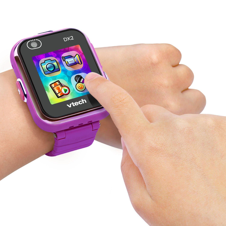 VTech Kidizoom Smartwatch DX2 Purple (Frustration Free Packaging) by VTech (Image #3)