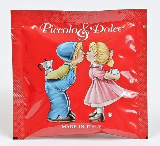 Lucaffe Piccolo & Dolce ESE - Juego de 150 cápsulas de ...