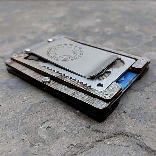 amazon com multiwallet desert eagle edition kydex tactical wallet