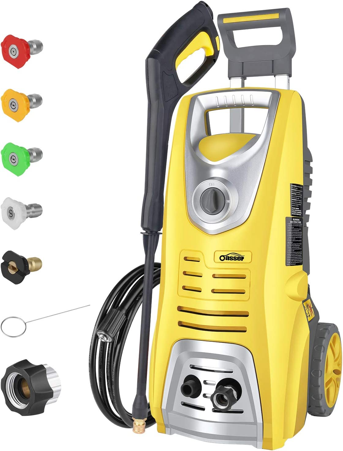 Oasser Electric Power Washer