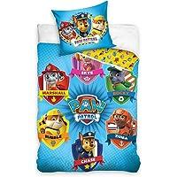 Paw Patrol sängkläder – tänd drapering – biancheria da letto – ropa de cama 100 x 135 cm PAW173011