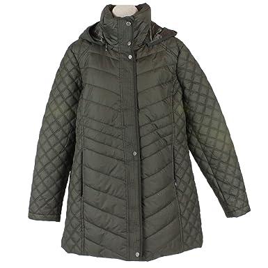 Amazon.com: Marc New York by Andrew Marc Quilted Hooded Jacket for ... : quilted hooded jacket - Adamdwight.com