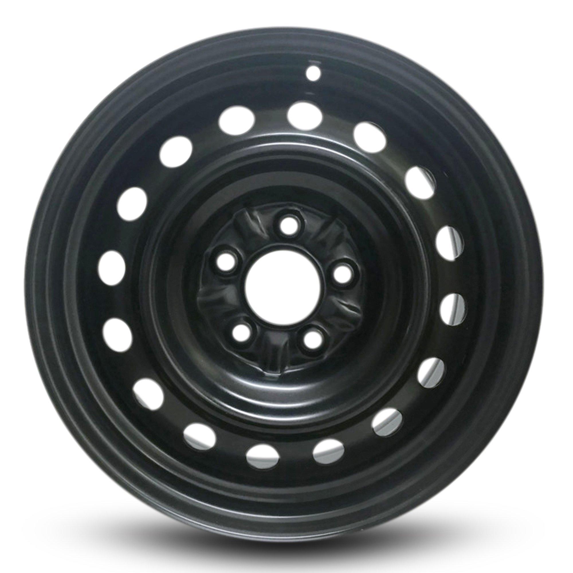 Hyundai Sonata 16 Inch 5 Lug Steel Rim/16x6.5 5-114.3 Steel Wheel Rim Center bore : 67.1mm by Road Ready Wheels (Image #1)