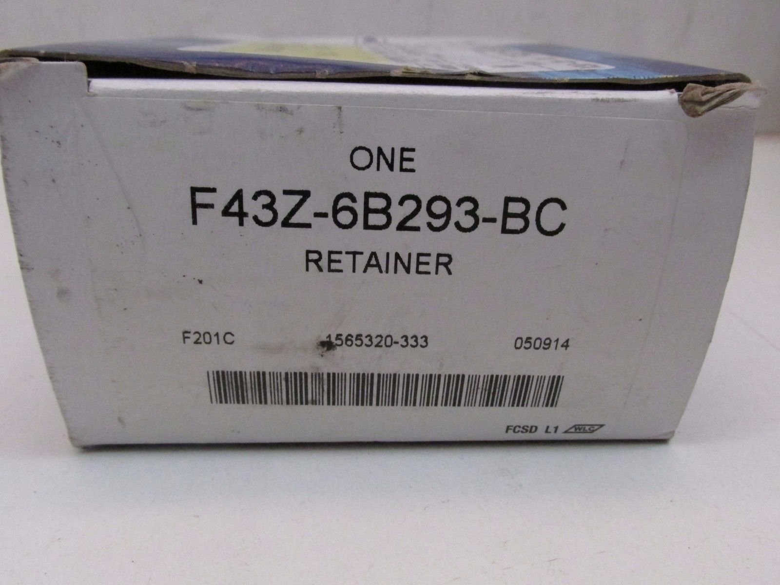 Ford F43Z-6B293-BC - RETAINER by Ford (Image #4)