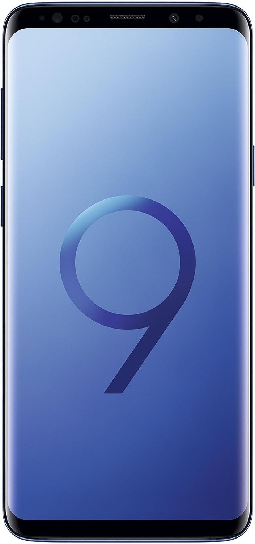Samsung Galaxy S9 Plus 64 GB (Single SIM) - Blue - Android 8.0 (Versione Italia Operatore)