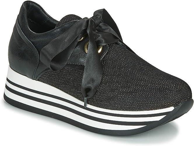 Tosca Blu Oregon Sneakers Women Black