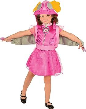Patrulla Canina - Disfraz Skye para niños, 3-4 años (Rubies 610503 ...