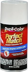 Dupli-Color Ebha09507 Frost White Honda Perfect Match Automotive Paint - 8 Oz. Aerosol