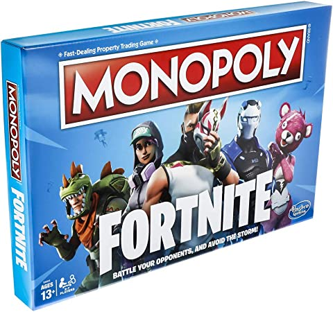 Monopoly Fortnite (Hasbro E6603546): Amazon.es: Juguetes y juegos
