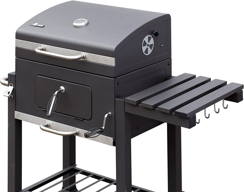 Tepro Toronto Holzkohlegrill Kaufen : Tepro grillwagen toronto click« bxtxh cm online