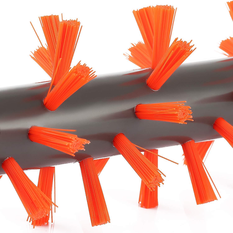 Set di 2 Pezzi Bissell 1868 Crosswave Spazzola Rotante Multisuperficie e 2 Filtro di Ricambio per Bissell Crosswave 1866 Crosswave 3 in 1 Pulitore Multisuperficie Bissell 17132 Crosswave Serie 1785