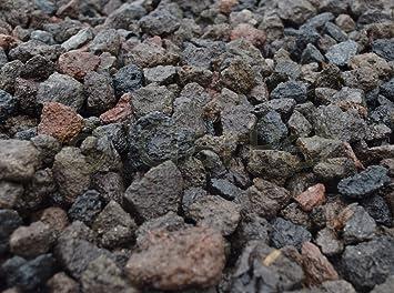 Lava Piedra 16/32 mm Lava Grava granu Gas barbacoa filtro material Jardín Acuario Estanque