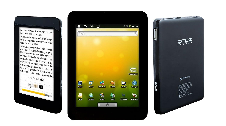 cruz tablet manual complete wiring diagrams u2022 rh 207 246 78 188 Cruz Reader Problems Cruz Reader Update