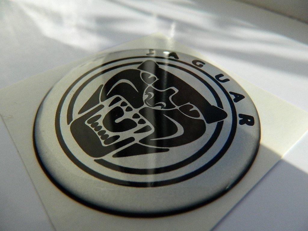 Jaguar capucha Insignia Emblema X tipo insignias coche cl/ásico Vintage Cars