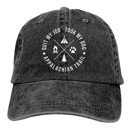 Amazon.com  HiFa-2018 Mesh Trucker Hat Thru-Hiking Appalachian Trail ... 06ab90f29f13