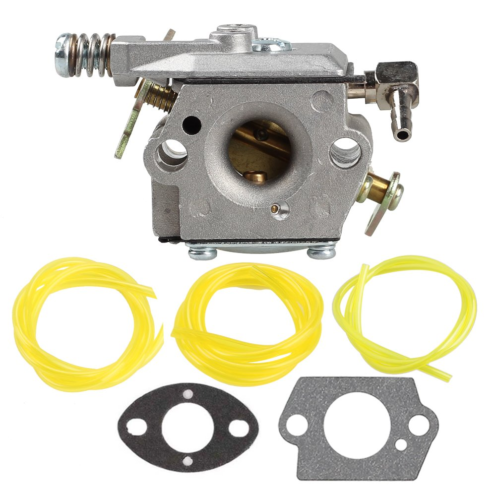 Anzac 640347 640347A Carburetor for Tecumseh TM049XA Engine with three fuel lines