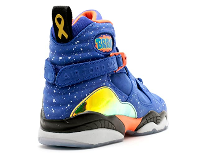 new concept 13f8f 868f2 Amazon.com   Jordan Air 8 Retro Doernbecher DB (GS) 729894-480 size 4Y    Basketball