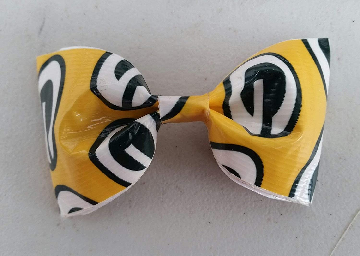 Green Bay Packers NFL Bobby Pin Hair Bow or Bow Tie