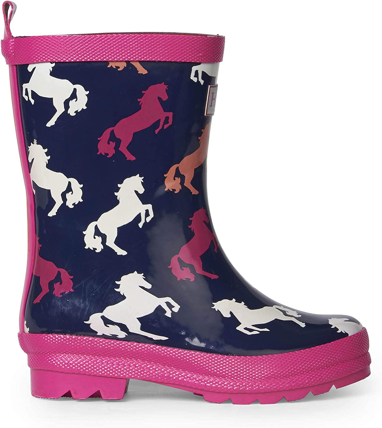Hatley Girls Little Kid Printed Rain Boots 4-8 Years