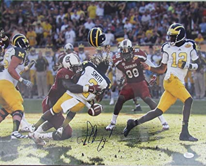 c92b85973 Image Unavailable. Image not available for. Color: Jadeveon Clowney South  Carolina ...
