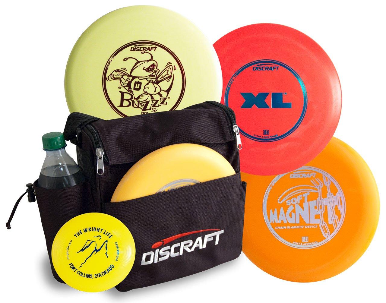 Discraft Disc Golf Starter Set