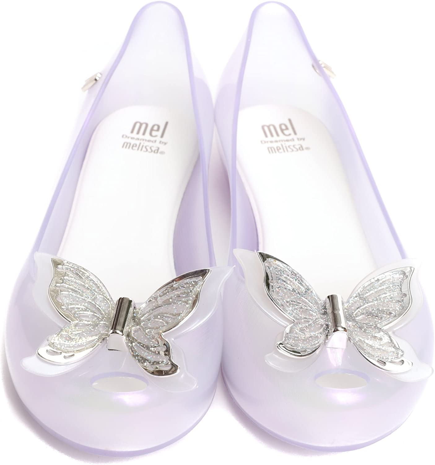 Melissa Shoes Kids Ultragirl Butterfly: Melissa Shoes
