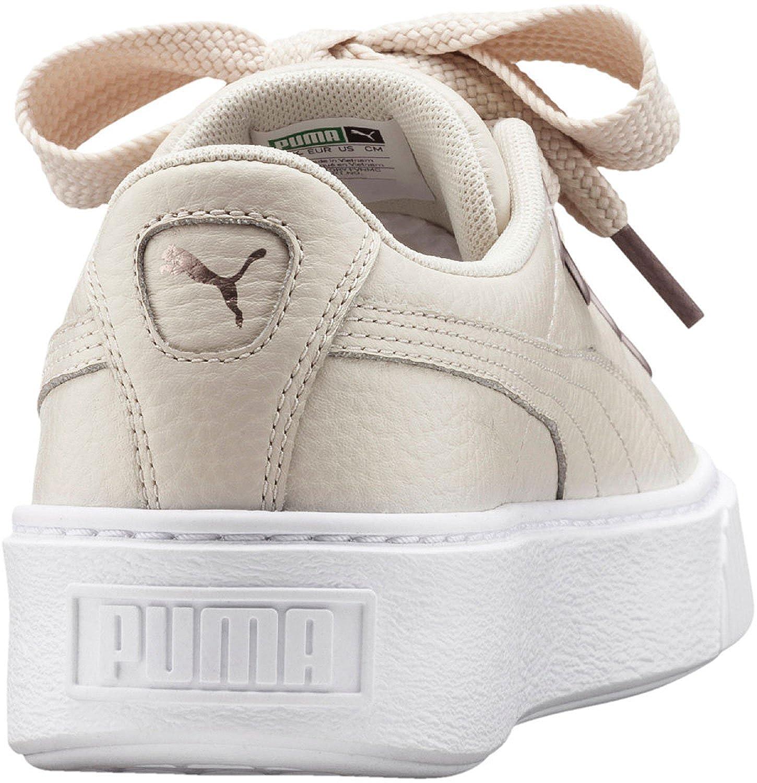 Puma Platform Kiss Donna Sneaker Natural