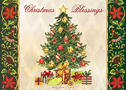 Amazon Com African American Expressions Christmas Blessings