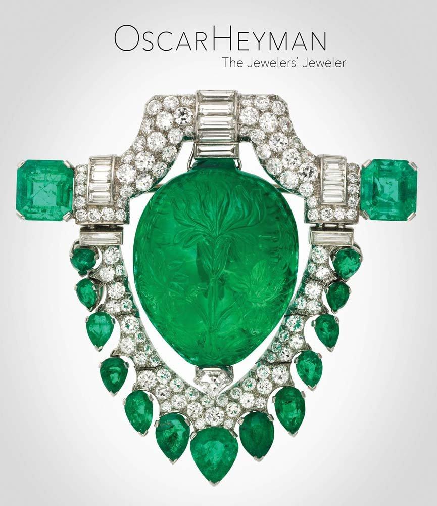 Download Oscar Heyman: The Jewelers' Jeweler pdf epub