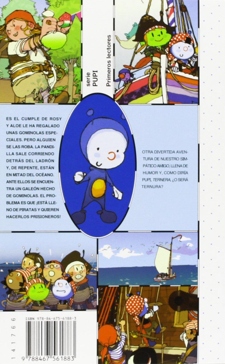 Pupi y los piratas (El Barco de Vapor Blanca): Amazon.es: Menéndez ...