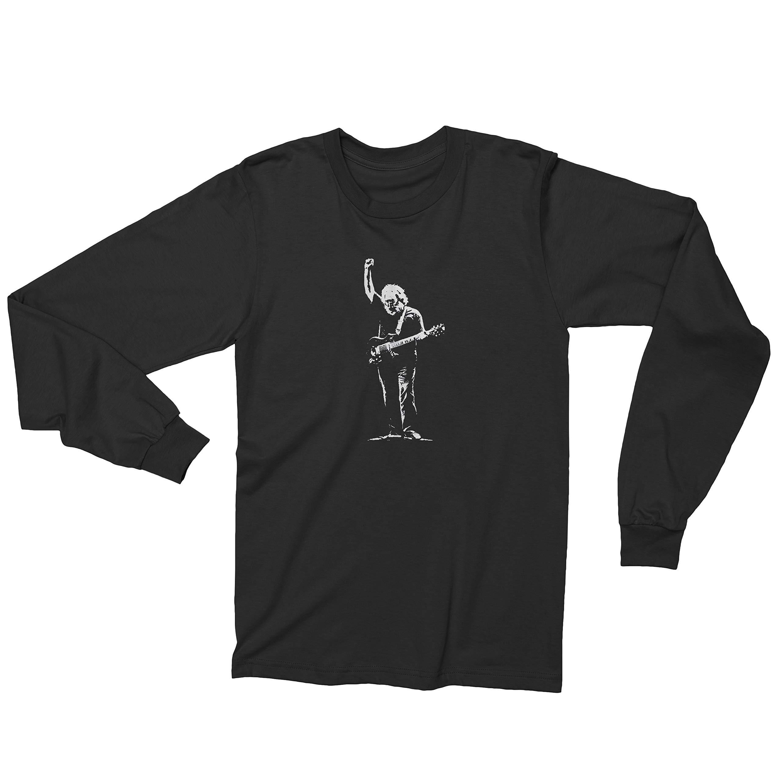 ZJ Designs Jerry Garcia Tribute Lot T-Shirt Grateful JGB Inspired Longsleeve tee